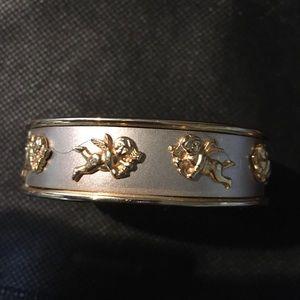 Cherubs vintage bracelet lovely bracelet